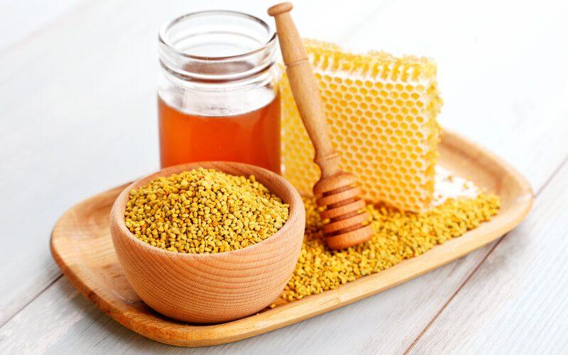 wat zijn bijenpollen