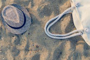 strandtas bedrukken