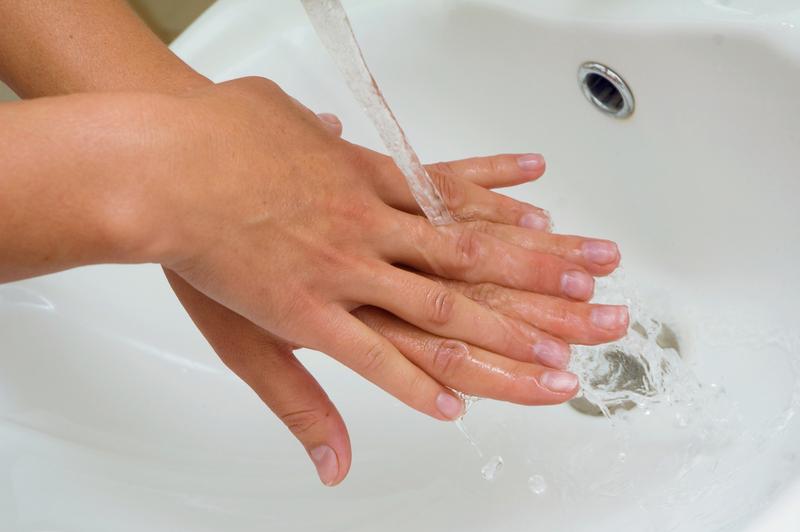 Hoe voorkom je droge handen