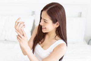 droge handen voorkomen