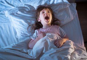 nachtangst bij kinderen