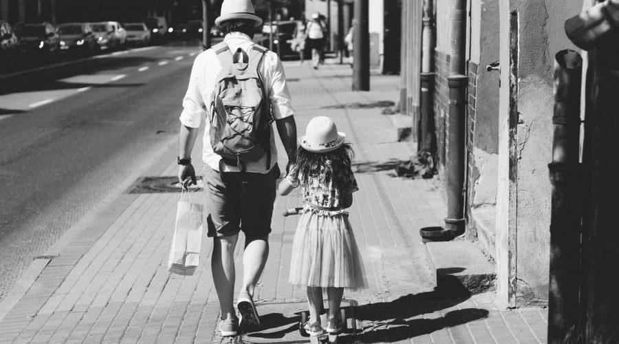 inlvoed van vaders op hun kind