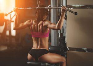 meer spieren door gezond eten