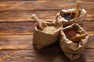 meer spieren door voeding