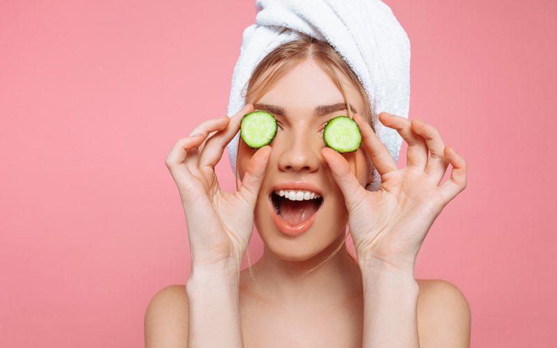 de beste voeding voor een gezonde huid en glanzend haar