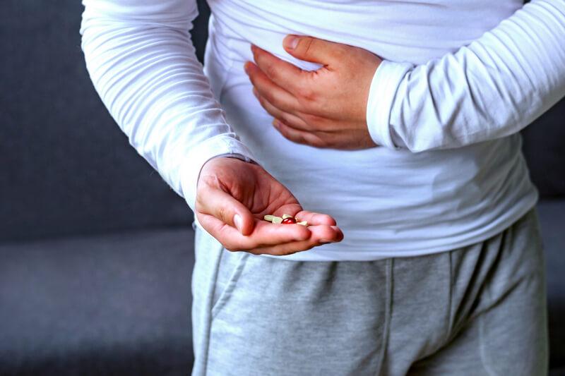 medicatie tegen brandend maagzuur