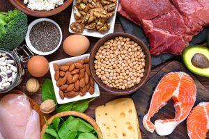 proteine dieet
