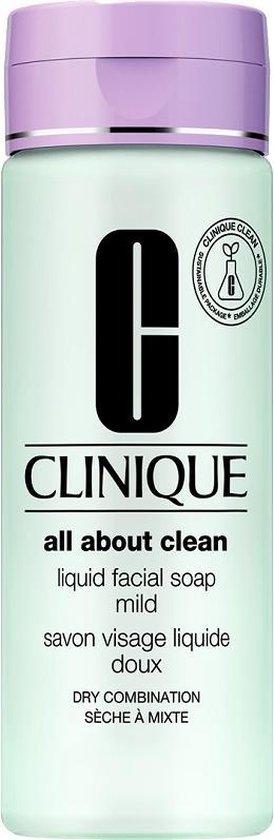 Clinique Liquid Facial Soap Gezichtsreiniger