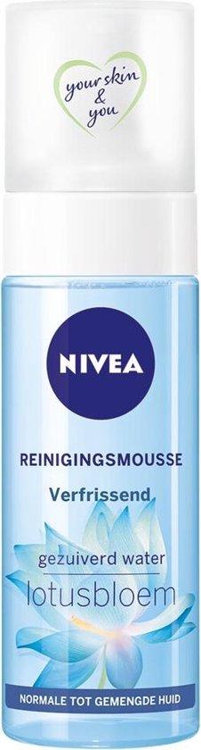 NIVEA Essentials Verfrissende Reinigingsmousse