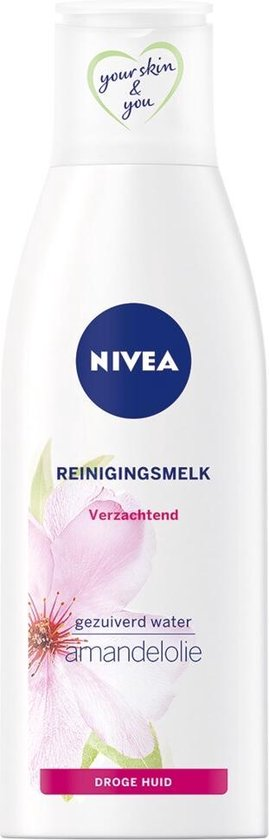NIVEA Essentials Verzachtende Reinigingsmelk