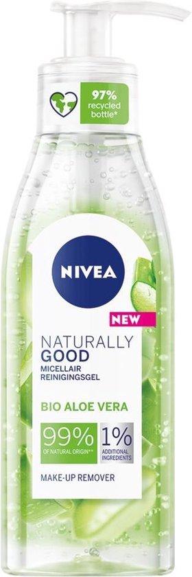 NIVEA Naturally Good Micellair Washgel
