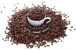 te veel koffie slecht