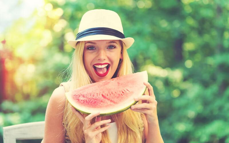 redenen om vaker watermeloen te eten