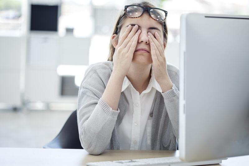 wat te doen tegen vermoeide ogen